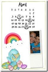 Calendário 2011 - Page 5